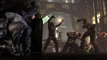 Screenshot3 - Batman Arkham City GOTY