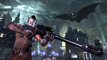 Screenshot11 - Batman Arkham City GOTY