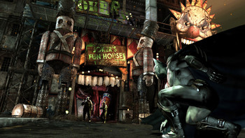 Screenshot1 - Batman Arkham City GOTY