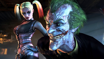 Screenshot2 - Batman Arkham City GOTY