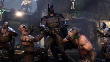 Screenshot8 - Batman Arkham City GOTY