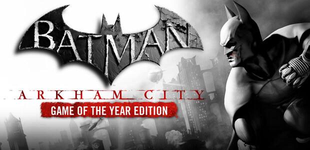 Batman Arkham City GOTY