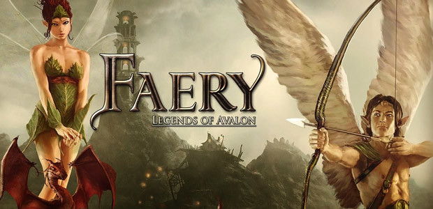 Faery: Legends of Avalon - Cover / Packshot