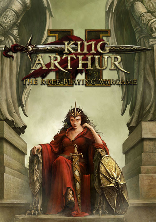 King Arthur II - The Role-playing Wargame - Cover