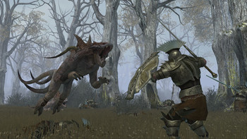 Screenshot1 - King Arthur II - The Role-playing Wargame