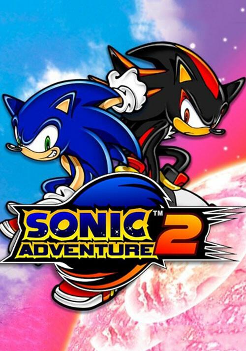 Sonic Adventure 2 - Cover / Packshot