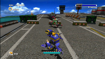 Screenshot4 - Sonic Adventure 2