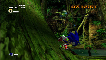 Screenshot5 - Sonic Adventure 2