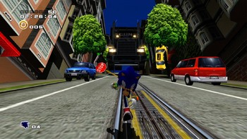 Screenshot1 - Sonic Adventure 2 - Battle Mode DLC