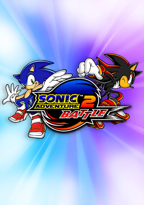 Sonic Adventure 2 - Battle Mode DLC  - Cover