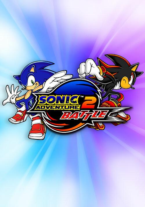 Sonic Adventure 2 - Battle Mode DLC  - Cover / Packshot