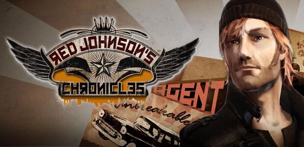 Red Johnson's Chronicles - Cover / Packshot