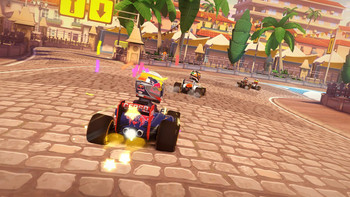 Screenshot1 - F1 Race Stars