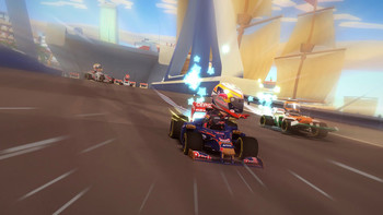 Screenshot2 - F1 Race Stars