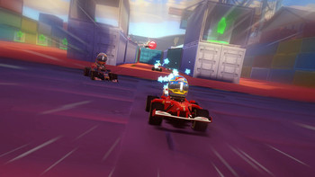Screenshot4 - F1 Race Stars