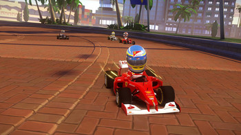 Screenshot5 - F1 Race Stars