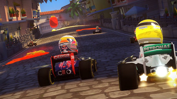 Screenshot3 - F1 Race Stars