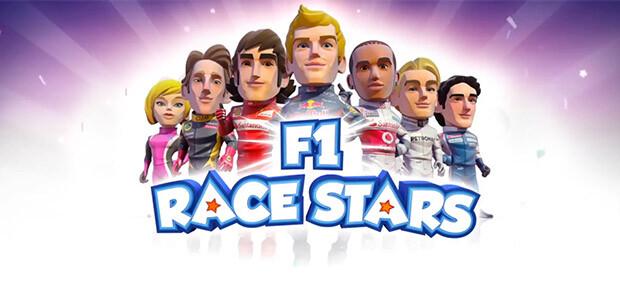 F1 Race Stars - Cover / Packshot