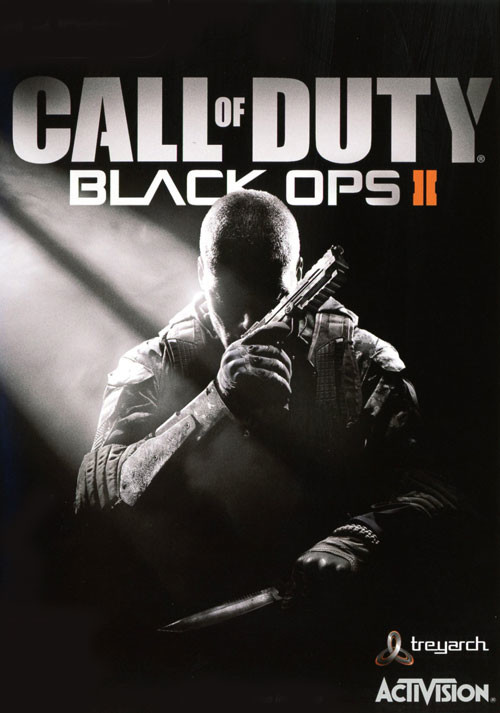 Call of Duty: Black Ops II - Packshot