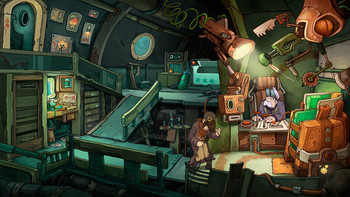 Screenshot1 - Chaos on Deponia
