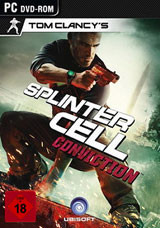 Tom Clancy's Splinter Cell: Conviction - Deluxe Edition - Cover