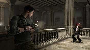 Screenshot1 - Tom Clancy's Splinter Cell: Conviction - Deluxe Edition