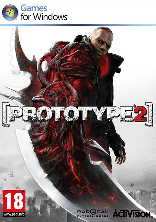 Prototype 2 - Cover / Packshot