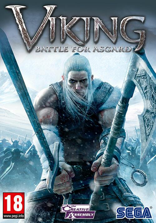 Viking: Battle For Asgard - Cover