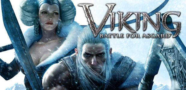 Viking: Battle For Asgard - Cover / Packshot
