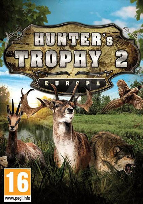 Hunter's Trophy 2 - Cover