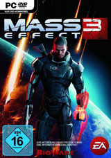 Mass Effect 3 - Packshot