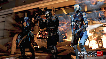 Screenshot4 - Mass Effect Trilogy