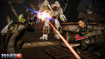 Screenshot5 - Mass Effect Trilogy