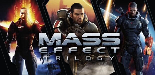 Mass Effect Trilogy - Cover / Packshot
