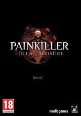 Painkiller Hell & Damnation - Cover