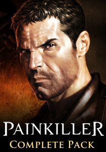 Painkiller Complete Pack - Cover