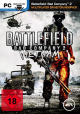 Battlefield: Bad Company 2 - Vietnam - Cover