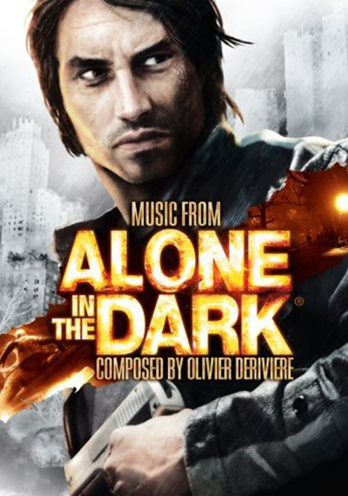 Alone in the Dark 5 - Cover