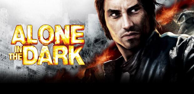 Alone in the Dark 5 - Cover / Packshot