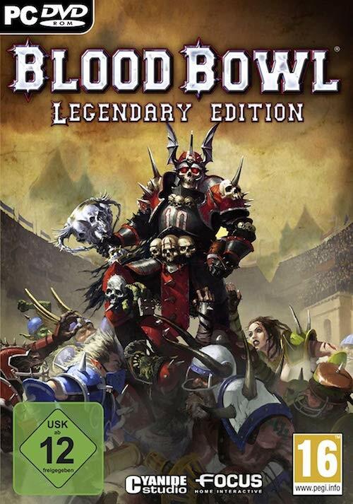 Blood Bowl - Legendary Edition - Cover / Packshot