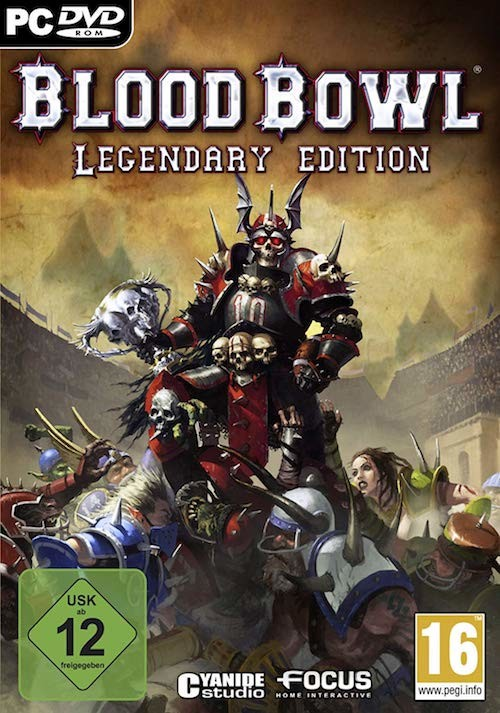 Blood Bowl - Legendary Edition - Cover / Packshot