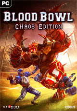 Blood Bowl: Chaos Edition - Cover