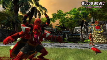 Screenshot1 - Blood Bowl: Chaos Edition