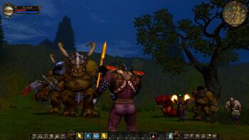 Screenshot1 - Dungeon Lords Steam Edition