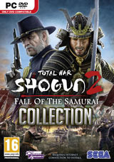 Total War: Shogun 2 - Fall of The Samurai Collection - Cover