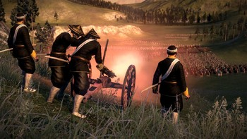 Screenshot1 - Total War: Shogun 2 - Fall of The Samurai Collection