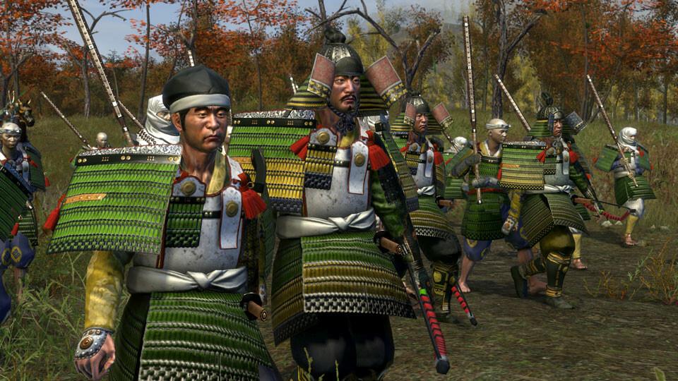Samurai spiele