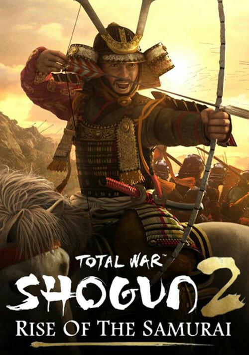 Total War: Shogun 2 Rise of the Samurai - Cover