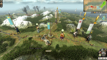 Screenshot4 - Total War: Shogun 2 Rise of the Samurai download
