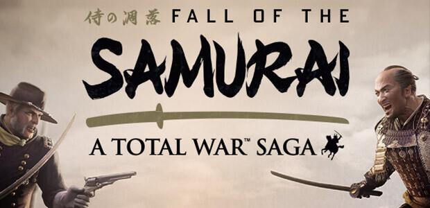 Total War Saga: FALL OF THE SAMURAI - Cover / Packshot